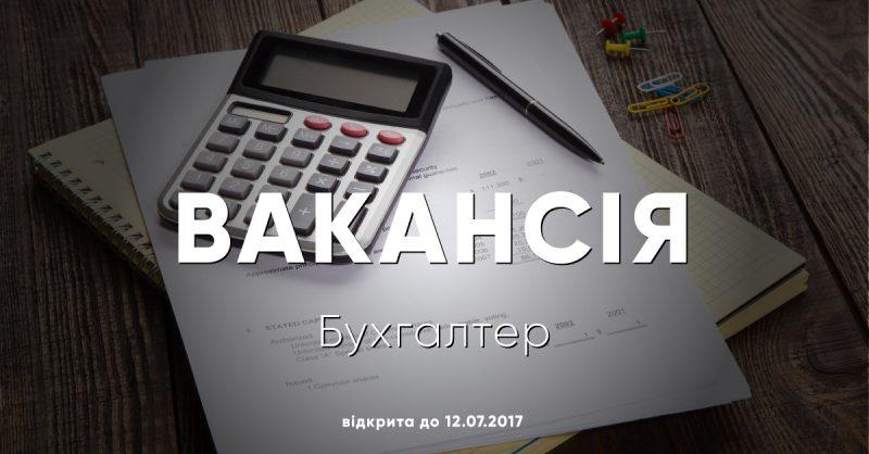Громадська організація «Український центр європейської політики» шукає в свою команду бухгалтера